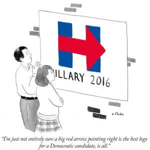 clinton cartoon